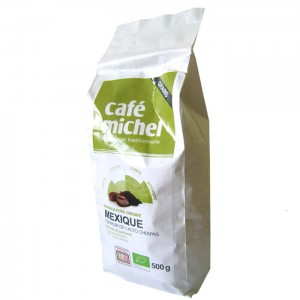 KAWA ZIARNISTA MEKSYK BIO 500 g - CAFE MICHEL, FAIR TRADE